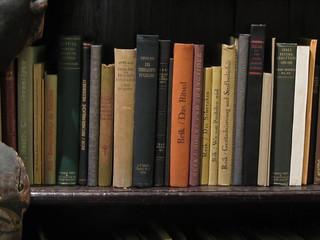 Freuds Bibliothek, London