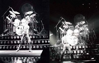 Queen live @ Oklahoma City - 1980