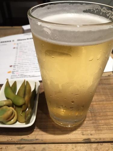 クラフトビアマーケット シークワーサーのビール