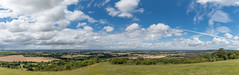 Bacombe Hill Panorama, Vale of Aylesbury