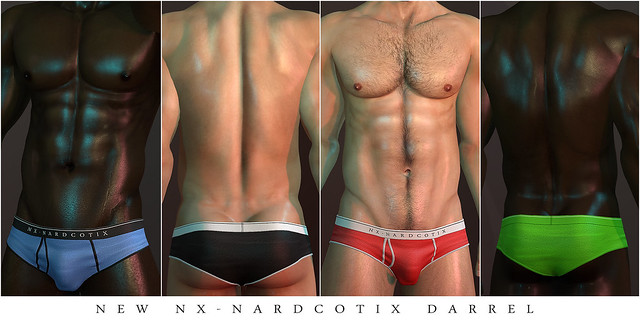 NX-Nardcotix Darrel Underwear