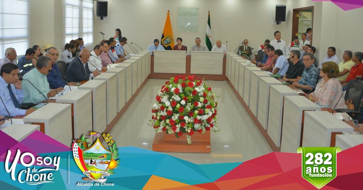 Corporación aprueba en primera instancia al 4 de diciembre como día cívico provincial