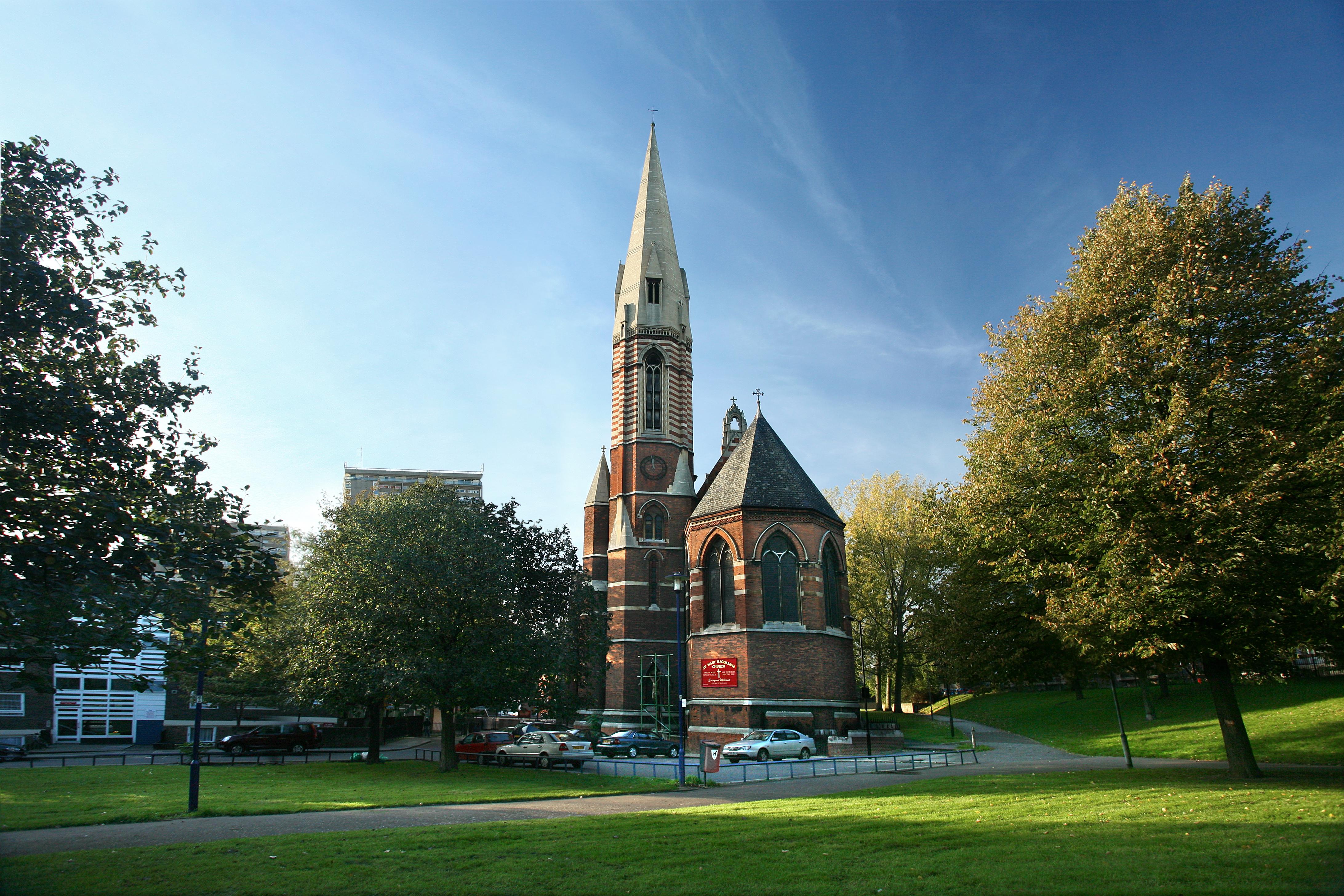 Greater London, PADDINGTON, St Mary Magdalene (Colin Carron)