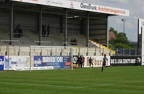Sportfreunde Lotte 0:2 F.C. Hansa Rostock