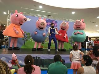 Peppa Pig viene a vernos