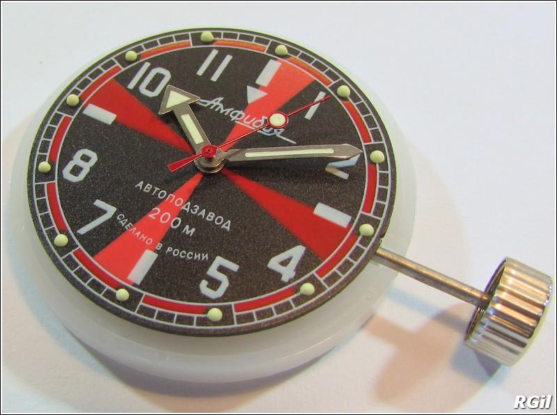 Ce qu´il y a dedans d´une Vostok Amphibia, avec des photos. 35808841042_1276536e22_b