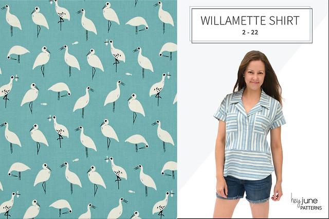 Willamette Shirt