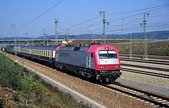 * DB  127 001  Eurosprinter  # 2
