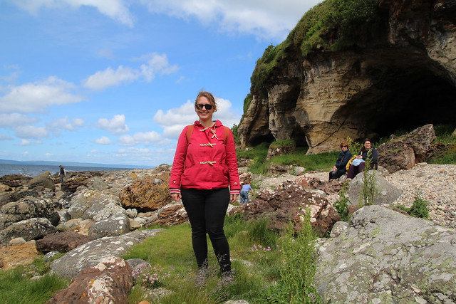 Isle of Arran - King's Cave walk