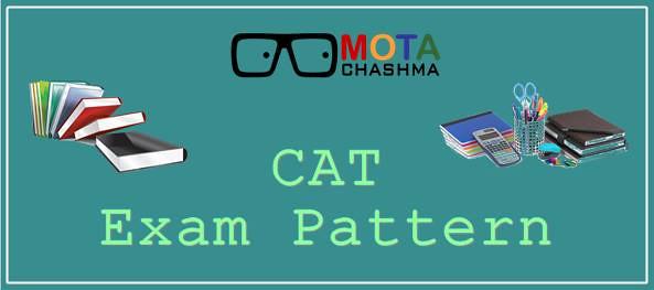 CAT Exam Pattern