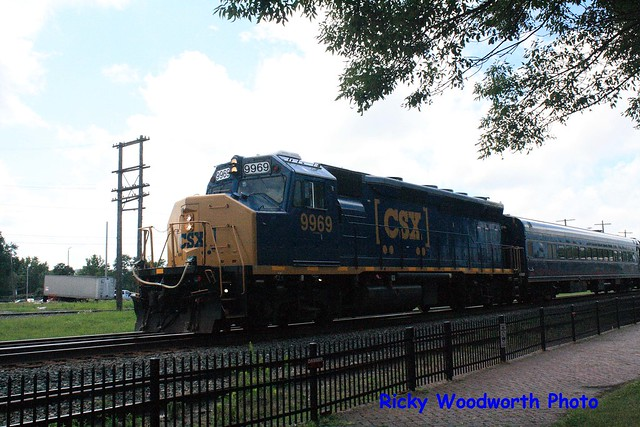 CSX 9699 - 1