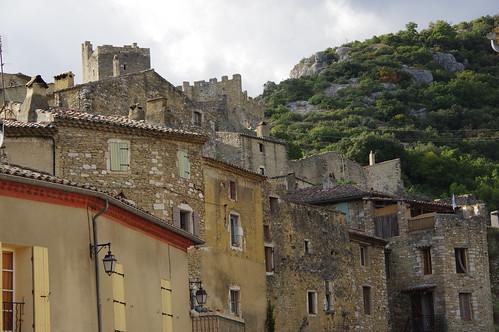 Vieille ville - Saint Montan