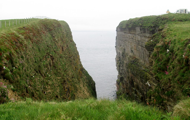 Rock Cliffs at Duncansby Head