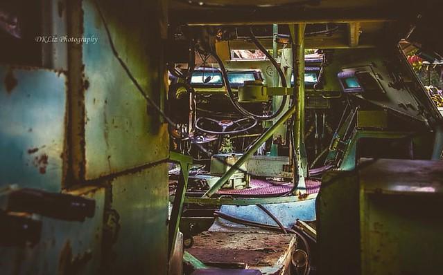 #smashingphotography #nikon #d5300 #decom #tank #oldtank #photography