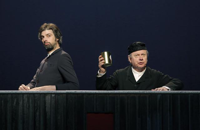 « Bouvard et Pécuchet » au théâtre de Caen