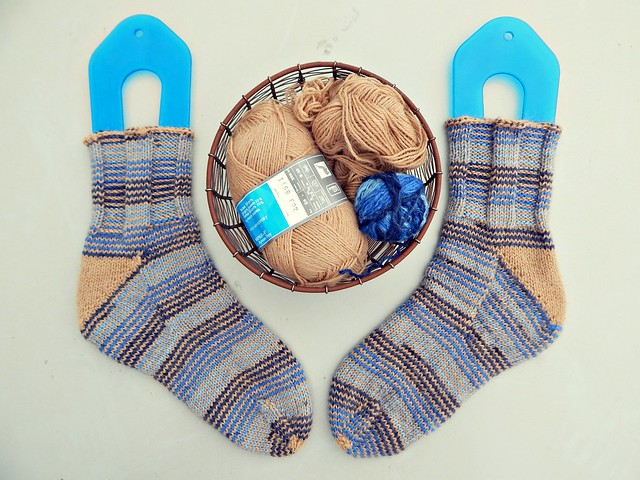 носки горизонтально | socks horizontal