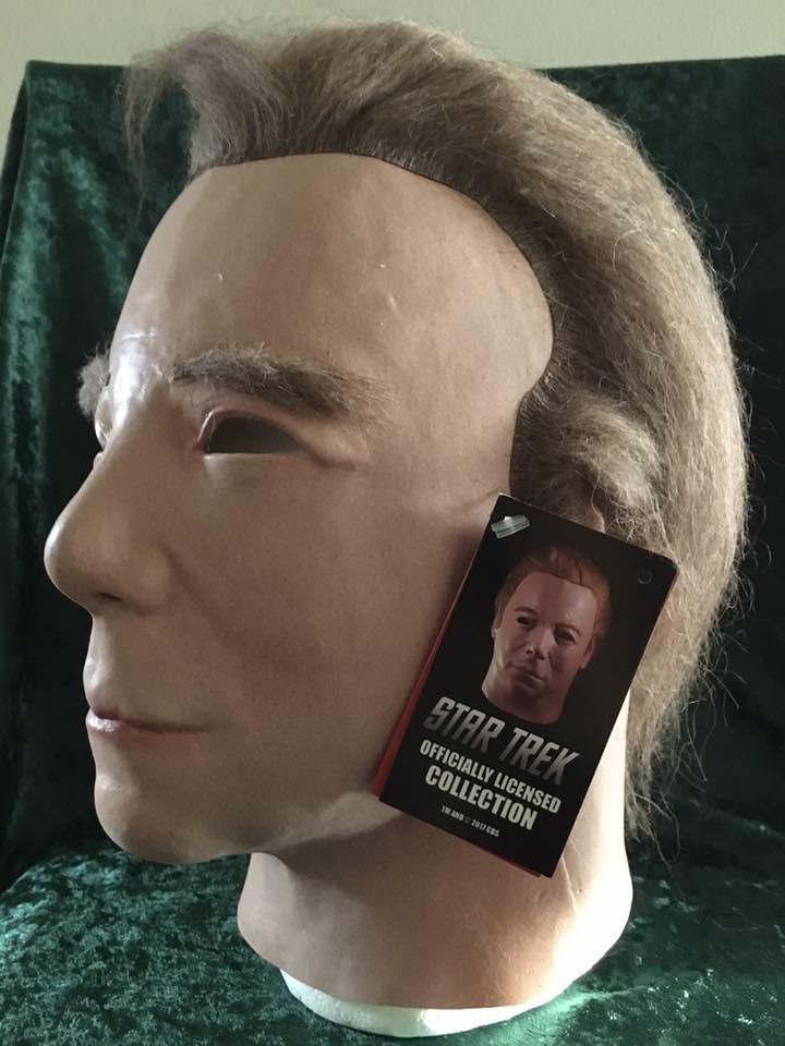 Captain Kirk Tot