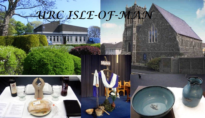 The URC in the Isle of Man.: Welcome