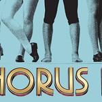A Chorus Line horz - A Chorus Line show logo
