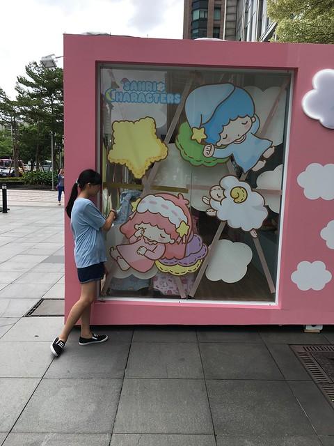 三鸝歐 sanrio 快閃店