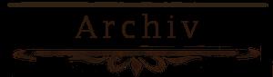 Blog-Archiv