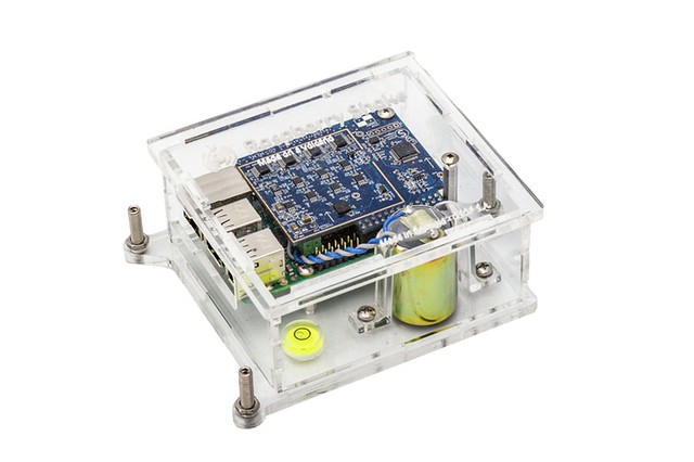 Raspberry Shake-4D