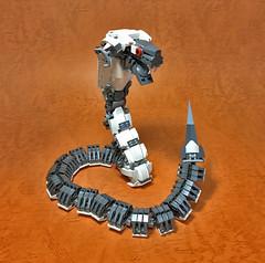 LEGO Mecha King cobra-07