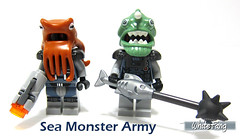 Sea Monster Army