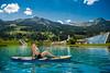 Alpentherme - Bad Hofgastein - Thermalwasser Badeseen
