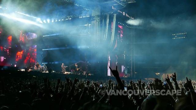 Festival d'Été/Metallica