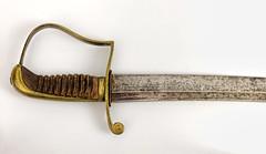 J.S. Wilcox saber worn at Lafayette reception