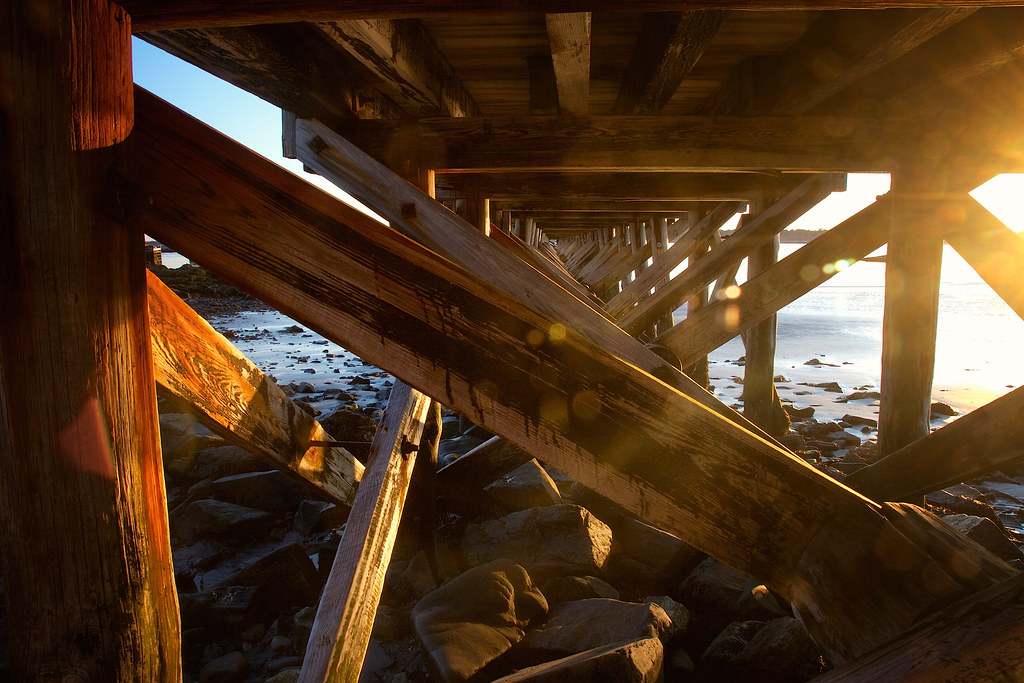 The Light Under the Pier
