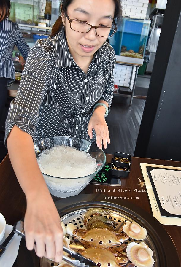 草屯海鮮鍋一品蒸料亭海產聚餐餐廳14