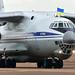 IIyushin IL-76MD 'Candid' I 78820 I Ukrainian Air Force by MarkYoud