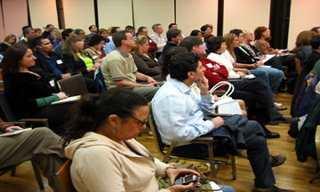 Conferences, meetings, workshops, retreats, and expos