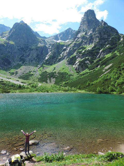 Zelené pleso, High Tatras, Slovakia