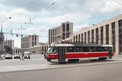 Moscow tram MTTA-2