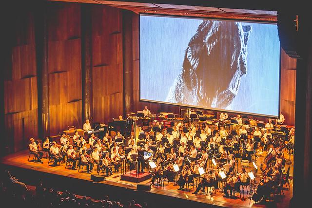 Jurassic Park In Concert - 7/22