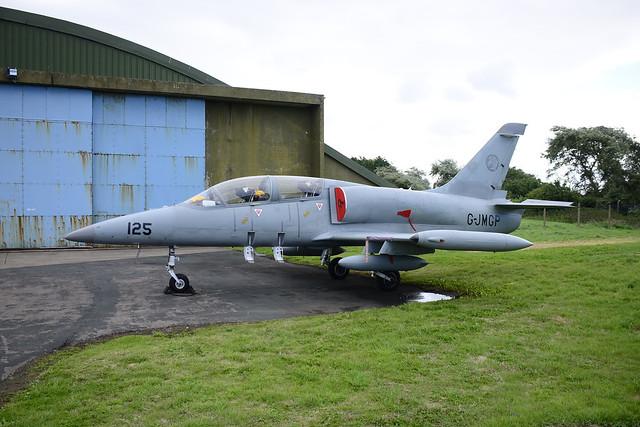 G-JMGP Aero L-39ZO Albatros