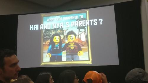 LEGO Ninjago: Masters of Spinjitzu SDCC 2017