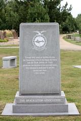 National Arboretum, England - Shackleton Association Memorial