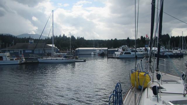 Ladysmith Harbor, Canon POWERSHOT D30