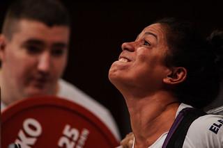 Powerlifting Lightweight Women