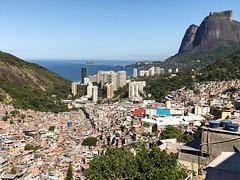 Favela da Rocinha, Rio de Janeiro, Brazil (July 2017)