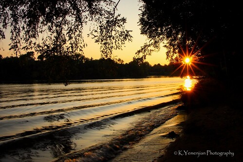 savannahriver georgiausa georgia augusta riverwalk river waves northaugusta northaugustasc sun sunlight sunset skyline southeast southerncalifornia scenery lights canon t5i canont5i 700d canon700d placescity