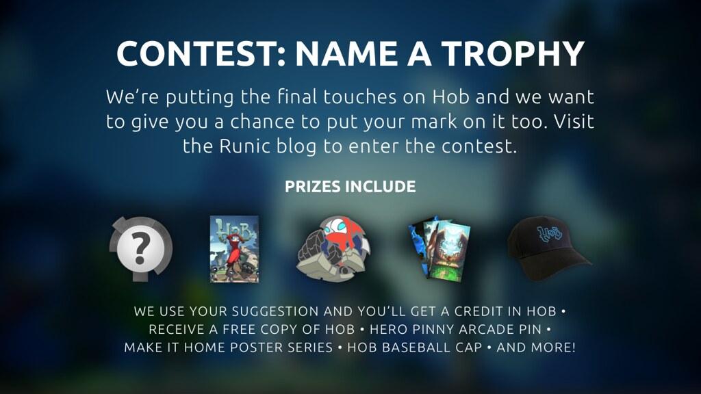 Hob Contest