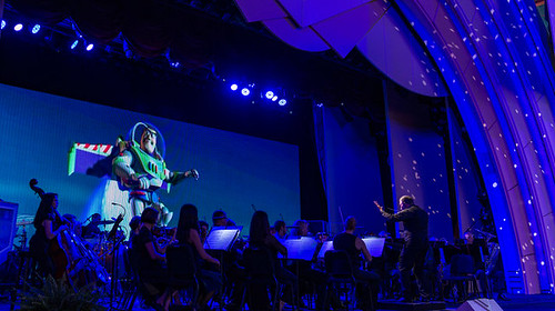 'The Music of Pixar' – LIVE at Disney