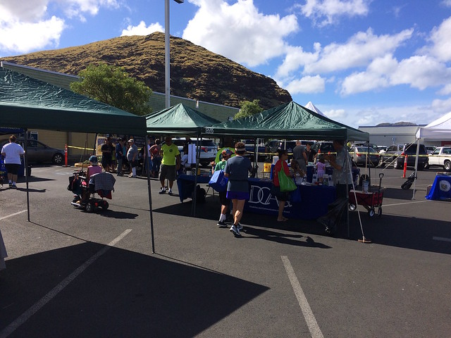 Waianae Coast Disaster Readiness Fair 6/3/17