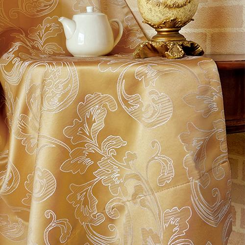 鳳舞緹花 高貴雅緻緹花窗簾 半遮光窗簾布 DA1290156