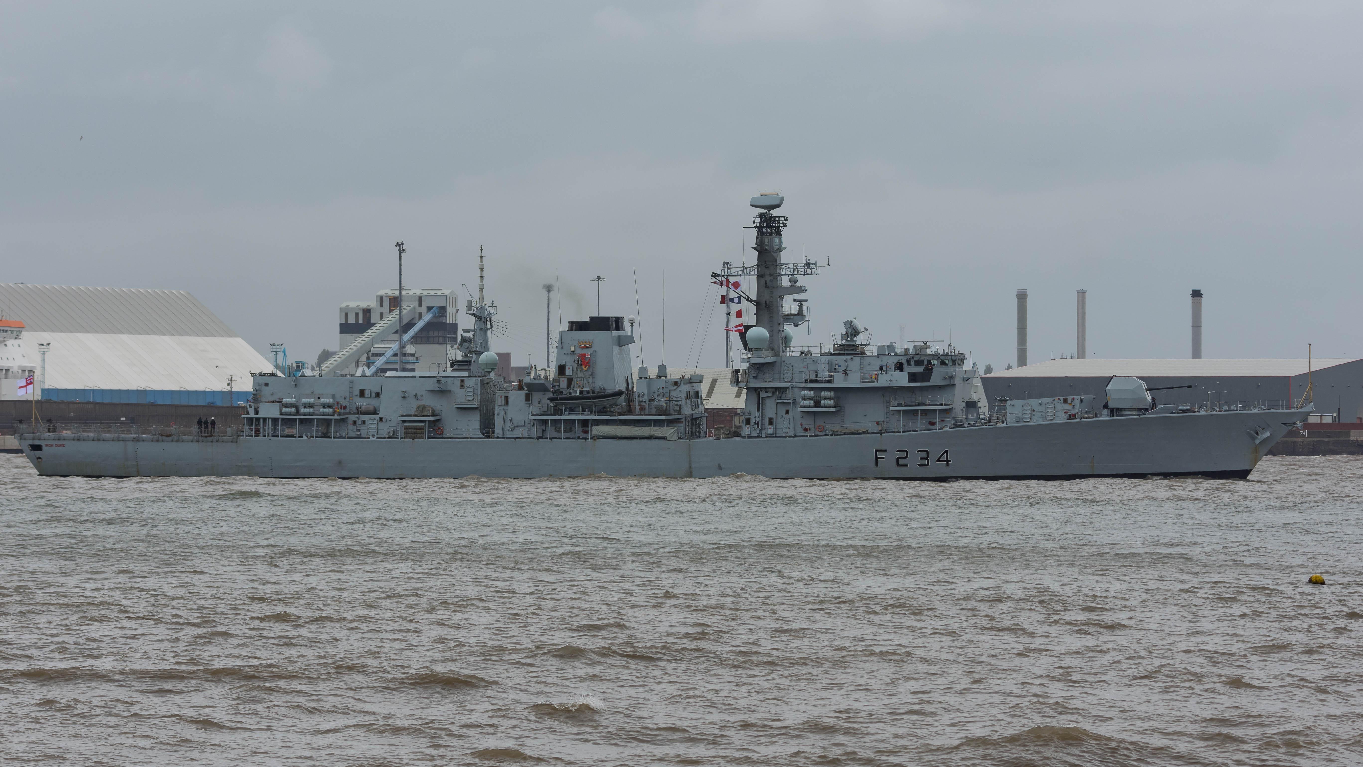 Type 23 Class frigate - Page 9 35082596903_25b36e6610_o
